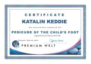Katalin Keddie - Pedicure of the Childs Foot